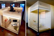 Creative Space Savers for Home Offices