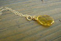 Gemstone Jewelry / Semi-Precious Gemstone Jewelry