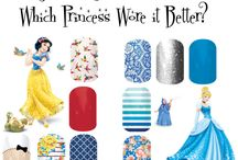 Jamberry princess