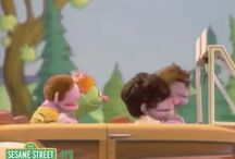 """Sesame Street Gets Down to Will Smith and Jazzy Jeff's """"Summertime"""""""