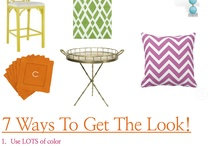 Palm Beach Style / Everything fabulous about the fun, luxe and happy looks that embody Palm Beach Style!