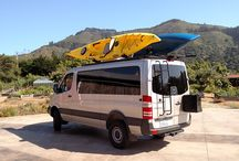 Adventure Vans / Check out the newest trend---Adventure Vans! Ready to take you on all of life's journeys.