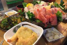 Sushi / Japanese sushi