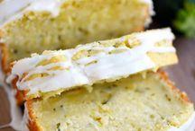 Lemon and zuccini cakep