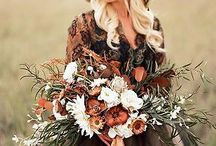 FALL IN LOVE with fall weddings