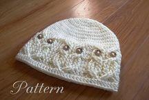 Crochet hats children