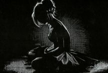 dessins noir et blanc
