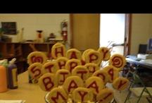 Maya's Cookie Pops / by Angie Sanders