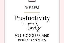Apps for Entrepreneurs + Bloggers