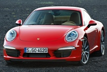 PORSCHE: The 2012 Line-Up / The 2012 model year line-up for Porsche. This is the availability of cars in Canada. #porsche #911 / by Brian Jakovina