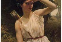 Greek - roman -  mythology