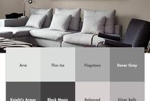 Home materials and colors