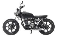 BLACK EGG / 1984 Yamaha XS400