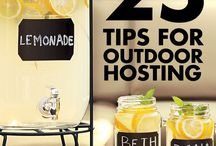 Outdoor hosting