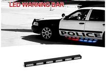 LED WARNING BAR / LED Traffic Advisor http://www.911signal.com/LED-Warning-Lightbars.html