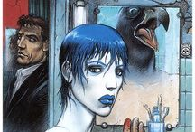 Fantasy-Enki Bilal / Fantasy-Science-Fiction