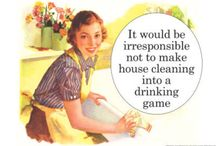 Laugh Out Loud! / Every accidental housewife needs to remember to have a good laugh...as often as possible. Here are some funnies to get you started.