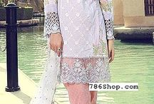 Maria B. / Maria B. is an old and well know fashion brand in Pakistan. Maria B. is considered as a pioneer in Pakistani fashion industry. Buy Maria B Lawn and Chiffon suits in USA, UK and world.
