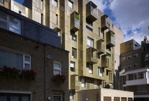 Housing & Student Housing Inspirations / Architecture