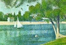 P-Georges Seurat