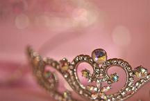 Tiaras: Beautiful, sparkling, lasting / by Roo Jones