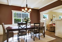 Authentic Home Dining Rooms