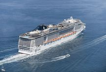 Plavby Karibikem lodi MSC Divina