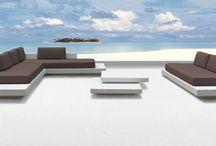 Loungeset Ibiza / Ultieme loungeset Ibiza. Zeer royale loungeset, een toevoeging voor iedere tuin en terras. Buitenleven in Style. Outdoorinstyle.nl
