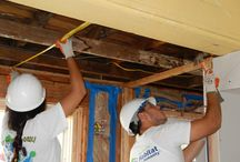 St. John's University Volunteers Help Repair a Staten Island Home / Thanks to all of our St. John's University Volunteers! / by Habitat for Humanity New York City