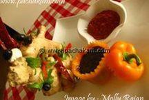 Kerala Simple Chutney Recipes / Simple chutney recipes