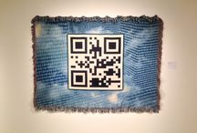 Digital Tapestries Projects / A collection of images and installations of my digital and Augmented tapestries.