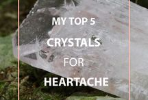 BLOGGING / Crystal Healing help and working with Earth-Centered Spirituality