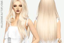THE SIMS 4: HAIR