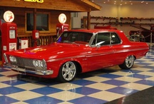 Plymouth Fury / by DynamicSymphonicTraveller
