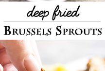 Deep fried food ideas