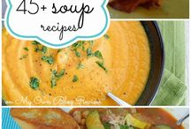 !! Soup Recipes !! / Find all of your favorite Soup Recipes here!