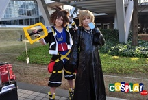 Kingdom Hearts Cosplay