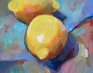 paintings: still life