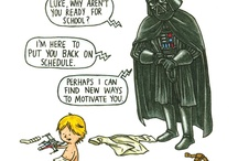 Darth Vader and Kids