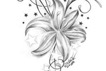 Tattoo Blumen Flower