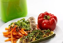 Grøntsager/Retter