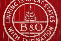 Train - B&O - Baltimore & Ohio