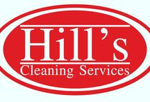 Hills Cleaning Services / Services