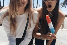 pics w/ best friends