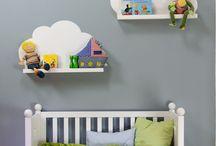 Sebastian's nursery room