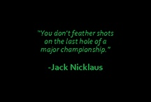 #JackNicklaus Majors Quotes