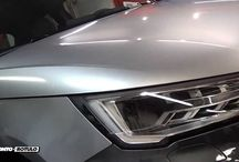 Audi A1 Adrenalin - Car Wrapping x 2 coches para filmacion by Pronto Rotulo since 1993