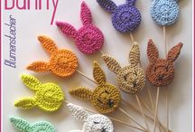 Easter crochet pattern