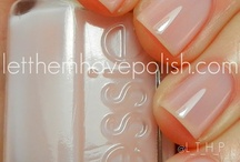 No More Nibbling Nails Inspiration / by Mim