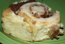 Cinnamon Rolls without yeast / Love